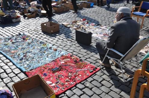 Marché aux Puces de Bruxelles © Ekkehart Schmidt