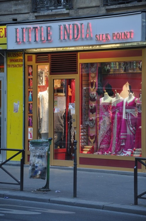 Little India_Paris © Ekkehart Schmidt