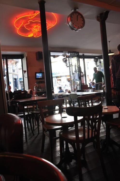 Café les ours_Paris © Ekkehart Schmidt