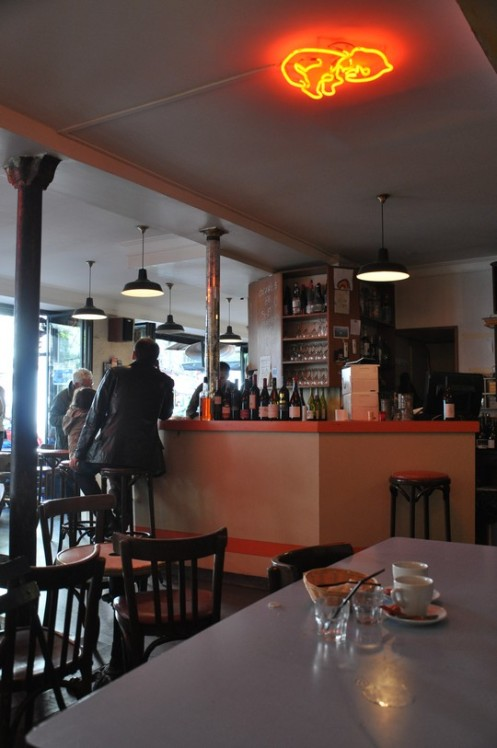 Café aux ours_Paris © Ekkehart Schmidt