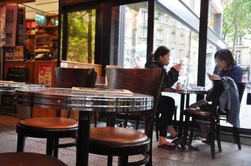 Le Tabac de la Sorbonne_Paris © Ekkehart Schmidt