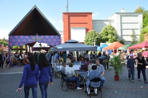 Orientalischer Markt Burbach  © Ekkehart Schmidt