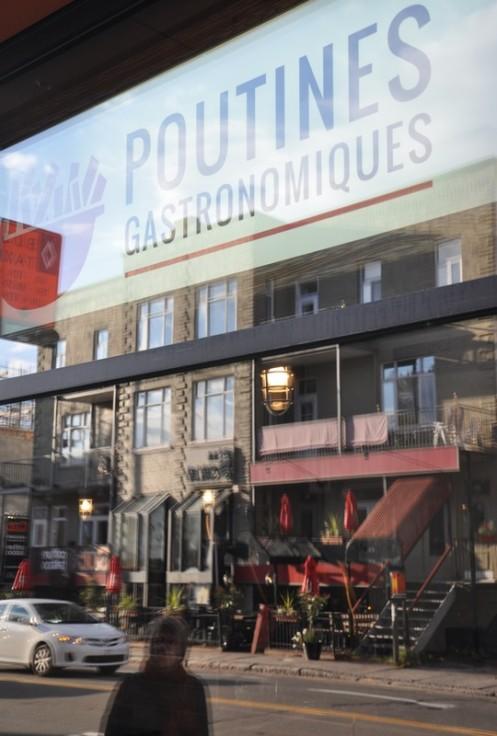 Poutine in Québec © Ekkehart Schmidt