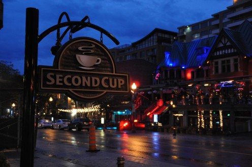 Second Cup_Québec © Ekkehart Schmidt