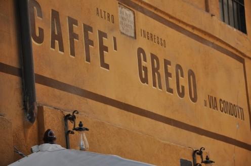 Caffè Greco_Rom © Ekkehart Schmidt