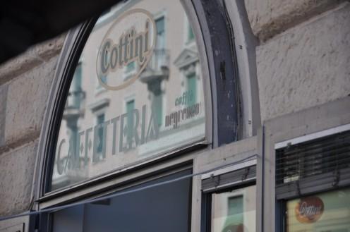 Caffè Cottini_Rom © Ekkehart Schmidt