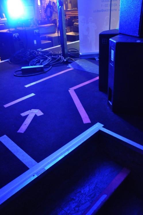 Backstage Exit07 © Ekkehart Schmidt