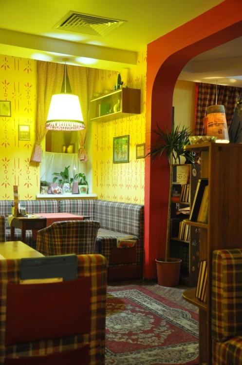 Restaurant Katyscha_Kiew © Ekkehart Schmidt