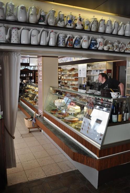 Bäckerei Café St. Goar © Ekkehart Schmidt