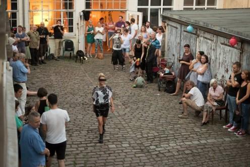 Sacha Markus - Nacht der schönen Künste SB 2015