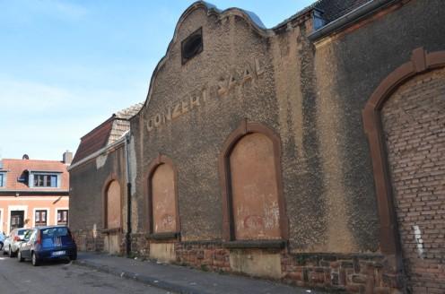 Die Moschee