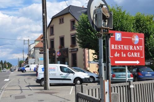 Restaurant de la Gare_Petit Rederching © Ekkehart Schmidt