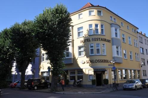 Hotel Schlosskrug_Saarbrücken © Ekkehart Schmidt