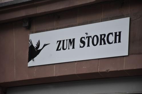 Zum Storch (c) Ekkehart Schmidt