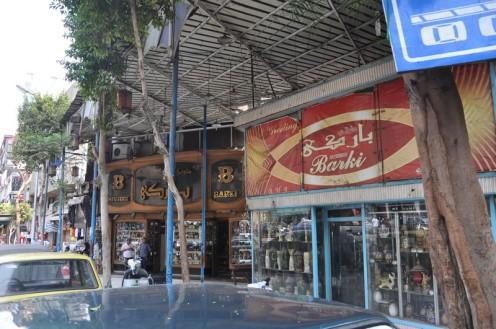 Patisserie Barki_Kairo © Ekkehart Schmidt