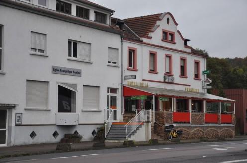 Hotel de la frontière_Spicheren © Ekkehart Schmidt