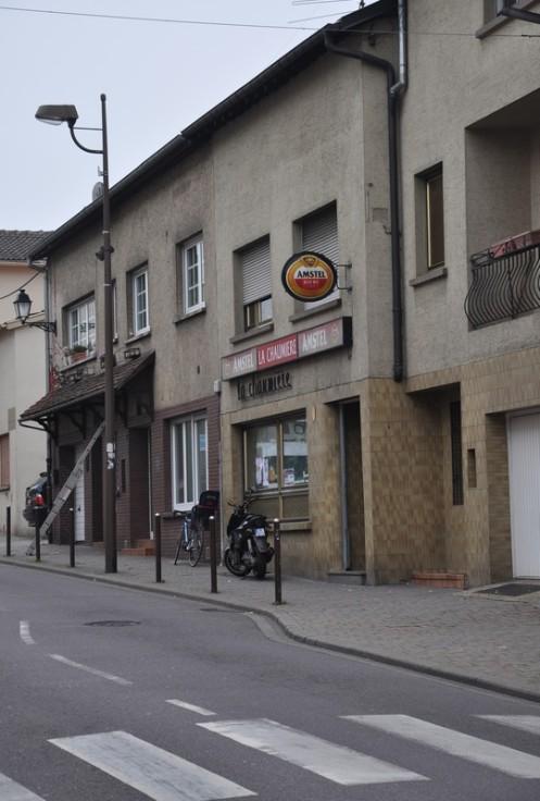 Café La Chaumière_Stiring Wendel (c) Ekkehart Schmidt