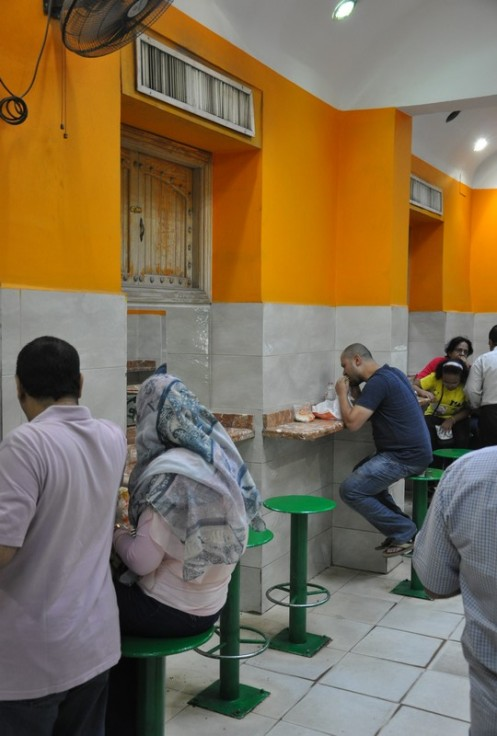 Felfela_Kairo © Ekkehart Schmidt