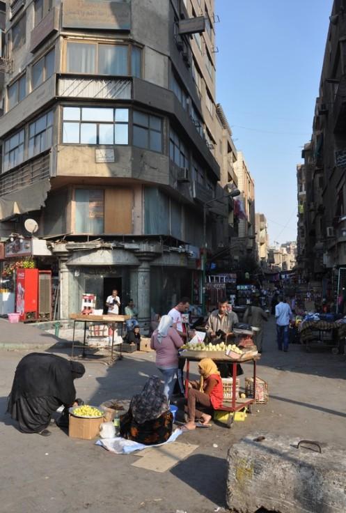 Der Souk El Sanadily in Giza © Ekkehart Schmidt