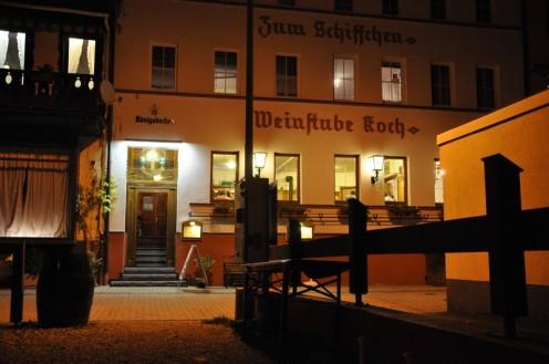 Zum Schiffchen_St.Goarshausen © Ekkehart Schmidt