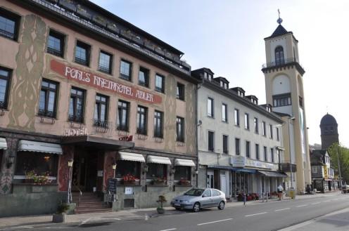 Pohl's Rheinhotel Adler_St.Goarshausen © Ekkehart Schmidt