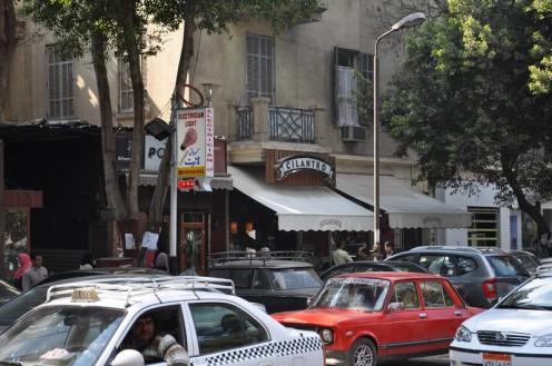 Die Cilantro-Cafés: ein weibliches Refugium in Kairo © Ekkehart Schmidt
