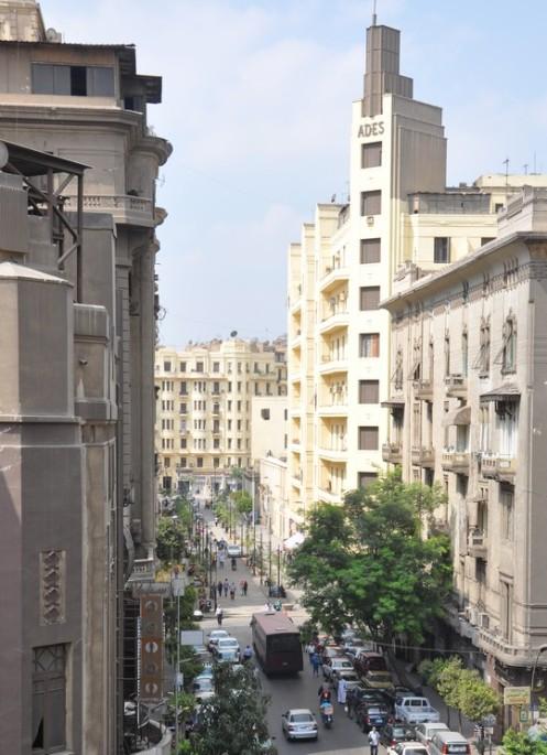 Midan Orabi_Kairo © Ekkehart Schmidt