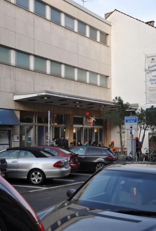 Café blau_Bonn © Ekkehart Schmidt
