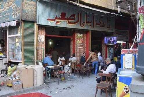 Midan Khazindan_Kairo © Ekkehart Schmidt