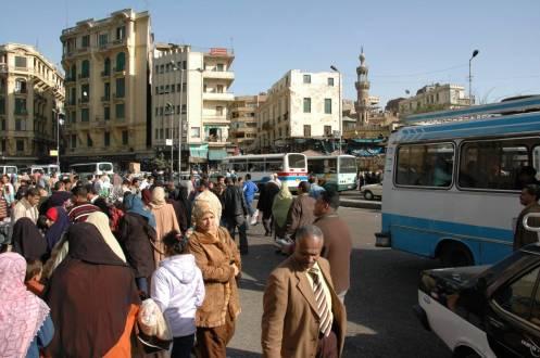 Midan Ataba_Kairo © Ekkehart Schmidt