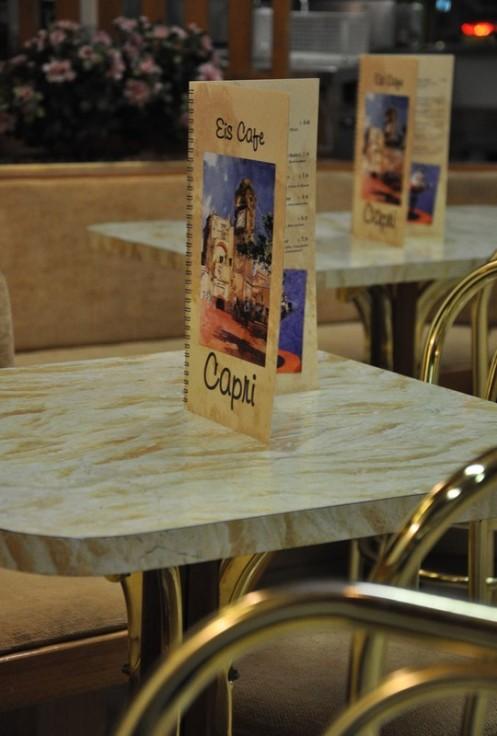Eiscafé Capri_Saarbrücken © Ekkehart Schmidt