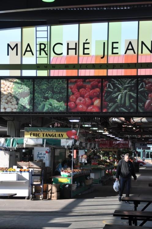 Le Marché Jean Talon_Montréal © Ekkehart Schmidt