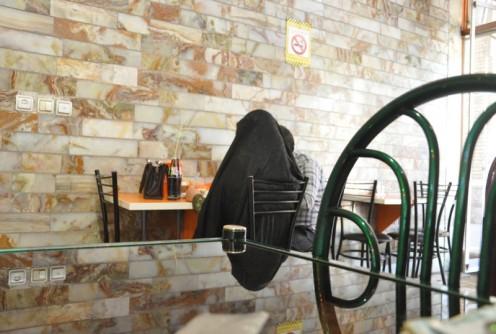 Restaurant Rahimi_Kerman © Ekkehart Schmidt