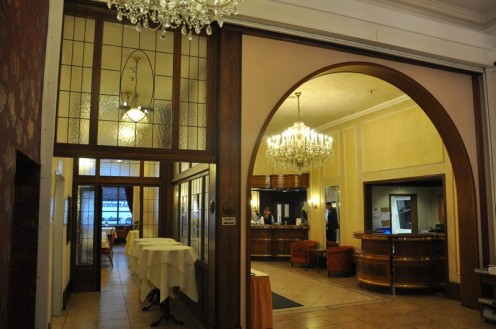 Hotel Monopol_Frankfurt/ Main © Ekkehart Schmidt