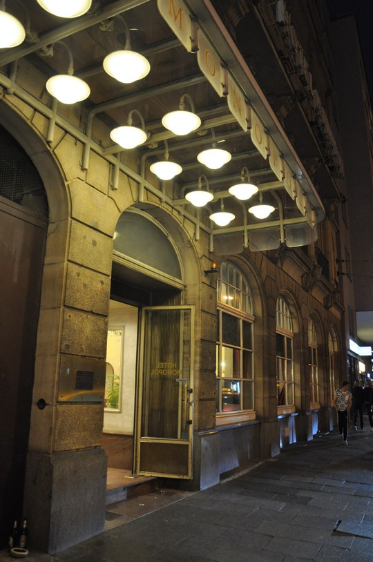 Hotel Am Bahnhof Frankfurt Monopol