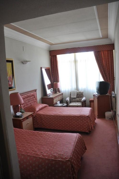 Akhavan Hotel_Kerman © Ekkehart Schmidt