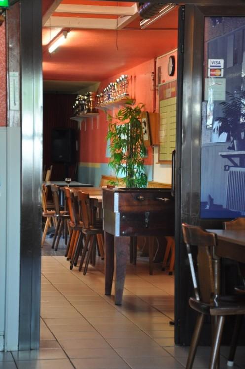 Café Belval_Esch/ Alzette © Ekkehart Schmidt