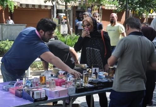 Bazar Naser Khosrow_Teheran (c) Ekkehart Schmidt