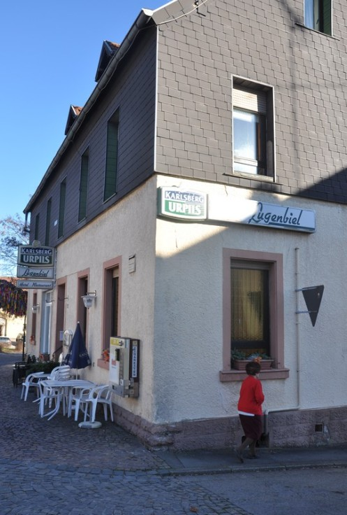 Gasthaus Lugenbiel_Walsheim © Ekkehart Schmidt