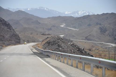 iranian mountains© Ekkehart Schmidt