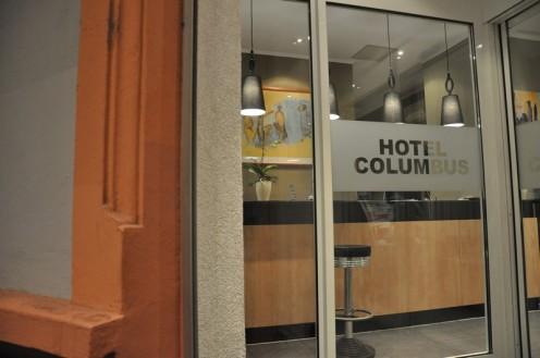 Hotel Columbus_Frankfurt/Main © Ekkehart Schmidt