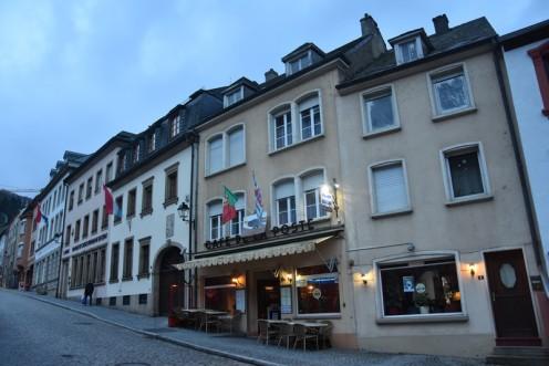 Café de la Poste_Vianden © Ekkehart Schmidt