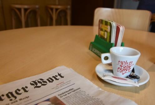 Café Brasserie Am Trapeneck_Alzingen © Ekkehart Schmidt