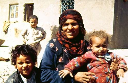 Erinnerungen an Syrien 1986/88 © Ekkehart Schmidt