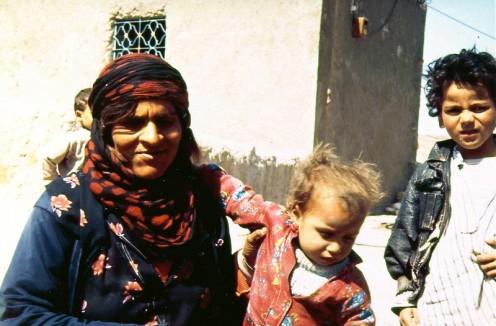 Jesidische Mütter in Syrien – eine Begegnung © Ekkehart Schmidt
