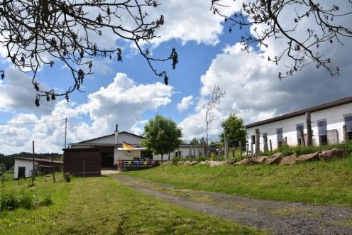 Die Hofkneipe vom Nußweilerhof © Ekkehart Schmidt