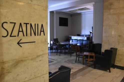 Café Kulturalna_Warszawa © Ekkehart Schmidt