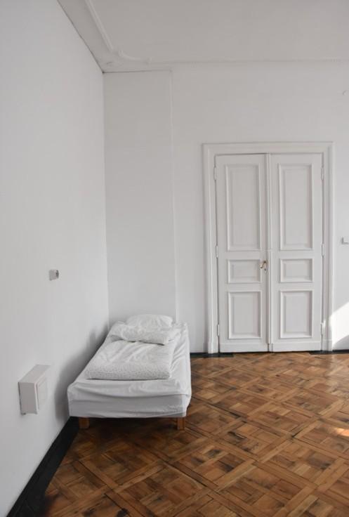 Hostel Fabryka_Warschau © Ekkehart Schmidt