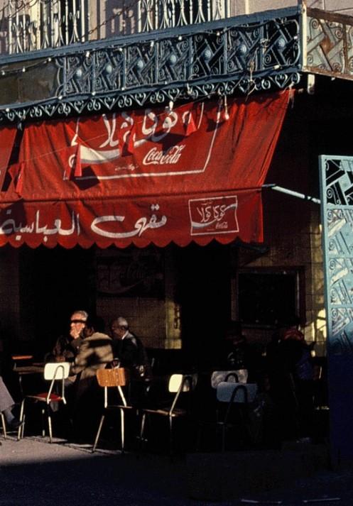 Café de Paris_Tunis © Ekkehart Schmidt