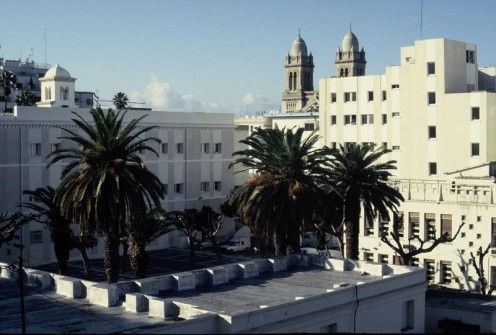 Hotel Salammbo_Tunis © Ekkehart Schmidt